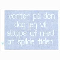 """* [asterisk] nr. 19, """"Mønster"""". Camilla Rasborg"""