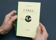 Meddelelser fra C.I.R.K.A. No. 105. Front