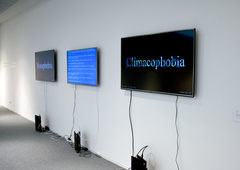 The List, installation view