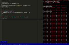 WUOS code client screenshot