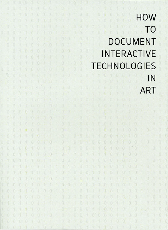 How to Document Interactive Technologies in Art, . Anders Visti