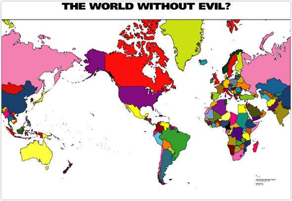 "* [asterisk] nr. 32, ""THE WORLD WITHOUT EVIL?"". Peter Holst Henckel"